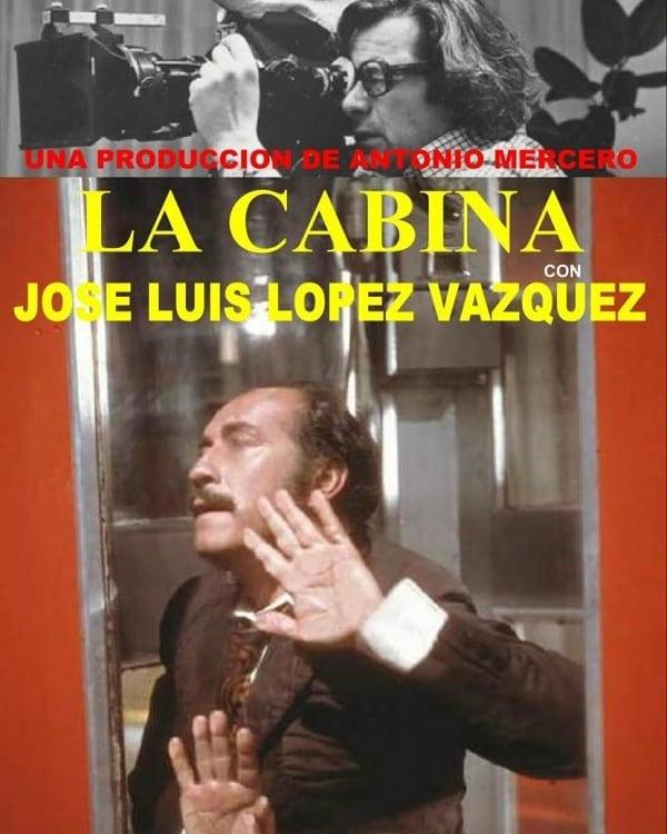 La cabina (1972, Antonio Mercero)