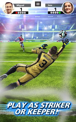 Football Strike - Multiplayer Soccer screenshot 2