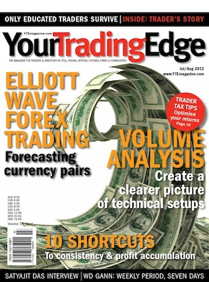 Your Trading Edge cover