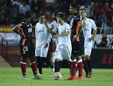 Sevilla overklast Standard en dient Vukomanovic eerste verlies toe