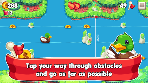 Duck Tap - The Endless Run 1.3.5 de.gamequotes.net 1