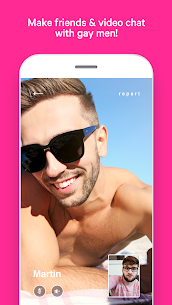 banana – Gay Male Video Chat App Download For Android 1