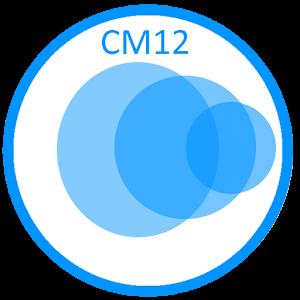 CM12/CM12.1 Theme Ripple White apk