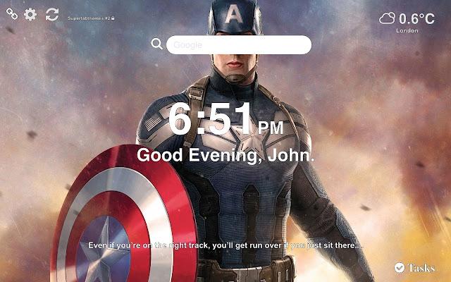 Captain America Best Hd Wallpaper 2019