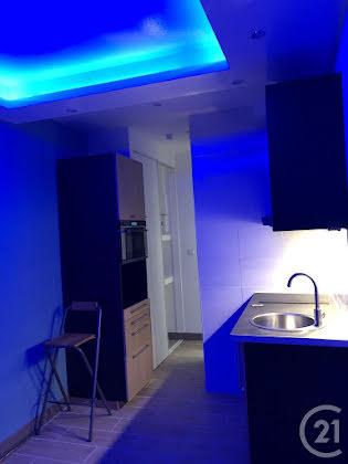 Vente studio 13,91 m2