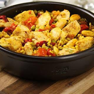 Spanish Chicken & Rice.