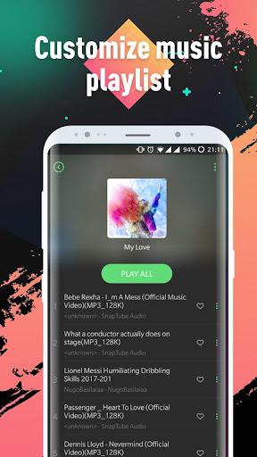 Lark Player —— YouTube Music & Free MP3 Top Player screenshot 3