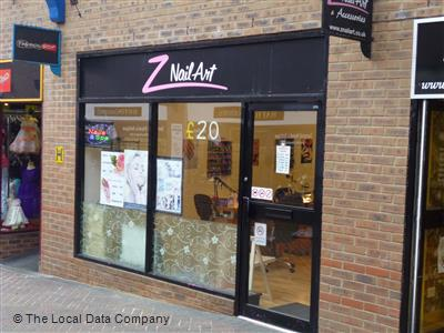 Z nail art northampton number