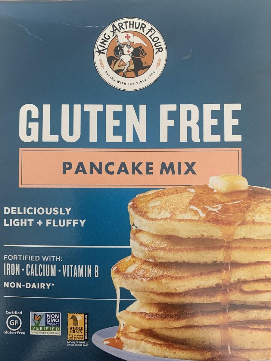 Gluten Free, Pancake Mix