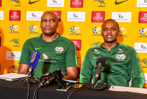 Bafana doctor works on Zungu and other walking wounded