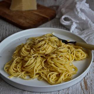 Cacio E Pepe Pasta Recipe