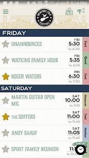 Newport Folk Festival- screenshot thumbnail