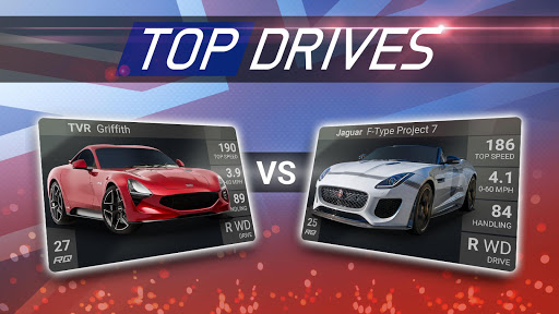 Code Triche Top Drives – Cartes de voitures du course APK MOD (Astuce) screenshots 1
