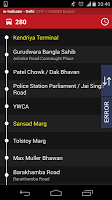 screenshot of Delhi (Data) - m-Indicator