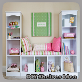 DIY Shelves Idea