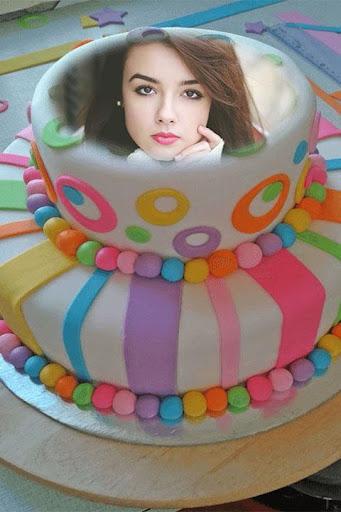攝影必備免費app推薦|Photo On Birthday Cake線上免付費app下載|3C達人阿輝的APP