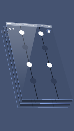 dots γ | Double Color Switch 2.0 screenshot 1498366