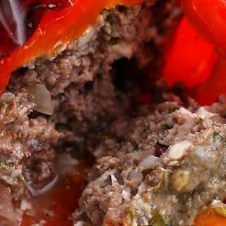4. Greek Stuffed Peppers