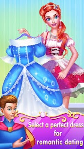 Sleeping Beauty Makeover – Date Dress Up 3