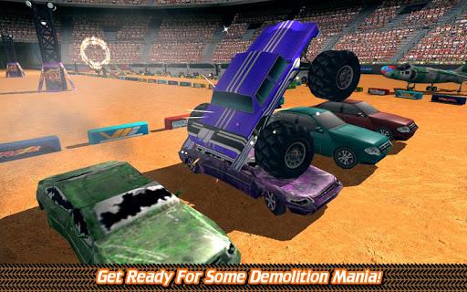 Football Stadium Truck Battle