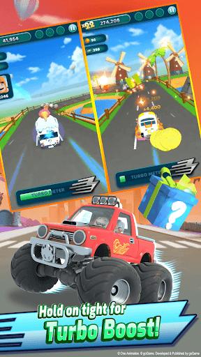 Oddbods Turbo Run 1.7.0 screenshots 4