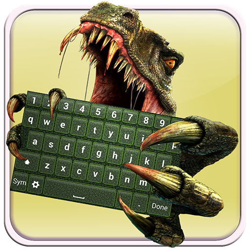 娛樂App|恐龍鍵盤 LOGO-3C達人阿輝的APP