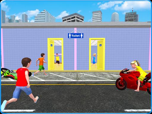 Kids Toilet Emergency Pro 3D android2mod screenshots 15