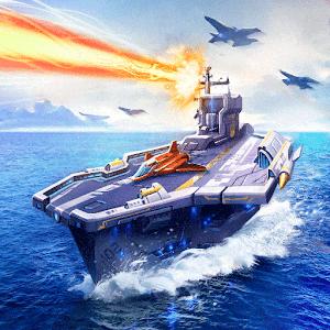 Sea Fortress - Epic War of Fleets 1.2 APK MOD