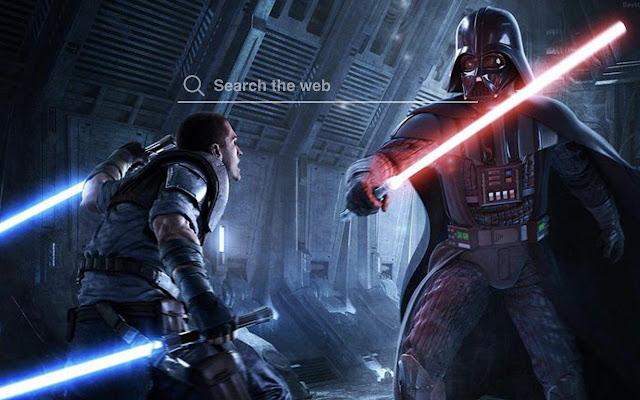 Star Wars Jedi Fallen Order Wallpaper Theme