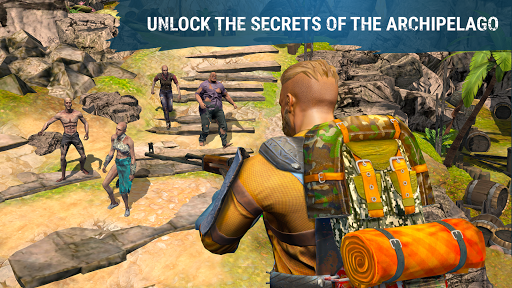 Survivalist: invasion apktram screenshots 6