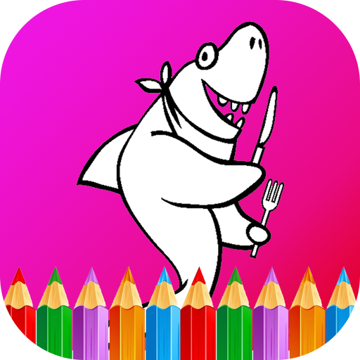 Sea Fish Coloring Pages Game For Kids Google Play De Uygulamalar