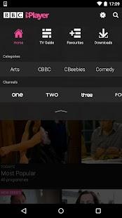 BBC iPlayer - screenshot thumbnail