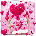 Love Heart Keyboard Theme icon