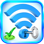 Wifi key recovery simulation Icon