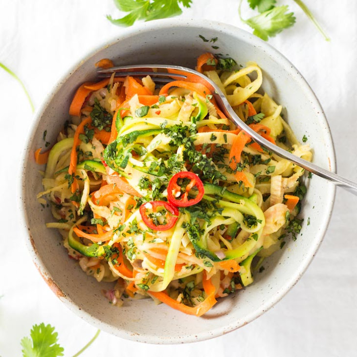 Vegetable Noodle Stir-Fry