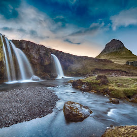 by Oddsteinn Björnsson - Landscapes Mountains & Hills (  )