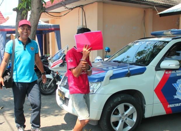 Polisi Ngawi Bekuk Pelaku tindak asusila gadis bawah umur