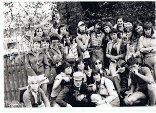 Photo: Klasse 10a Juli 1977