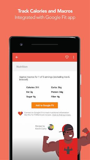 FitMenCook - Healthy Recipes  screenshots 3