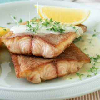 Catfish Fillets with Lemon and Potatoes