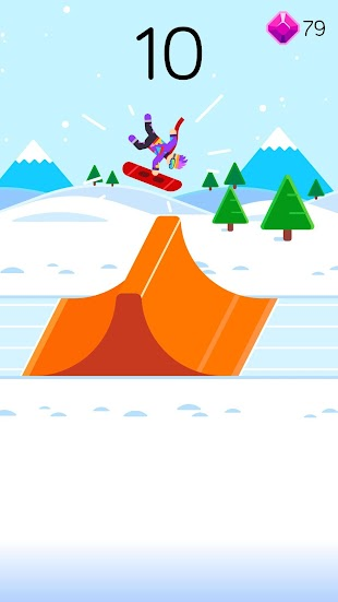 Ketchapp Winter Sports- screenshot thumbnail