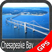Cheesapeake Bay GPS Map Navigator