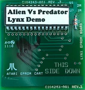 Alien vs Predator - Atari Lynx   Atari Gamer
