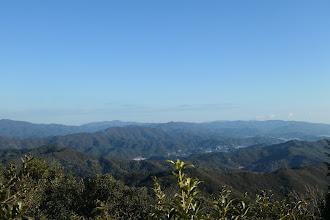 山頂からの展望4(五ヶ所湾方面)