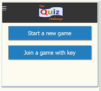 The Quiz Challenge - náhled