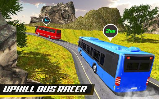 Euro Bus Racing Hill Mountain Climb 2018 1.0.1 screenshots 4