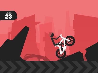 Wheelie Stickman Rider 6