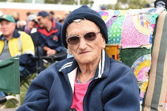 Photo: A 94 year old young lady