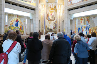 Photo: V centre sv. Jána Pavla II.