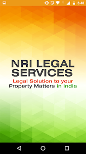 NRI Legal Services- screenshot thumbnail